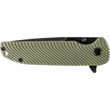 Ніж SKIF Bulldog G-10/Black SW к:green