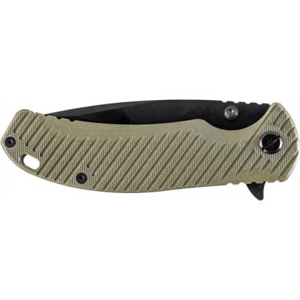 Нож SKIF Sturdy G-10/Black ц:green