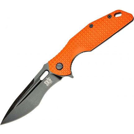 Нож SKIF Defender II BSW Orange
