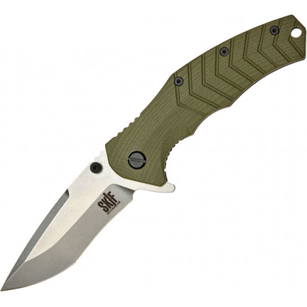 Нож SKIF Griffin II SW Olive
