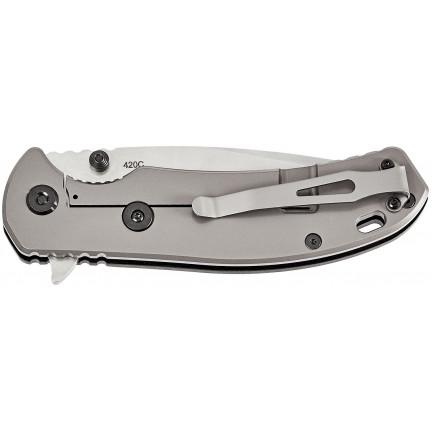 Нож SKIF Sturdy II SW Black